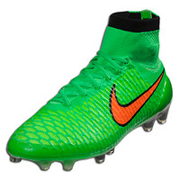 Nike Magista Obra FG - Poison Green/Total Orange/Black - Highlight || SOCCER.COM