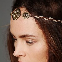 Free People Tibetan Motif Headband