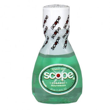 Scope Mint Mouthwash, 1.49 oz.