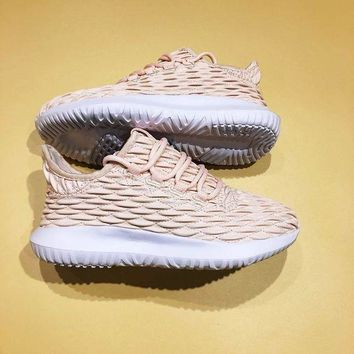 DCCKIJG Adidas Tubular Shadow Little coconut 350 Sports shoes for men and women