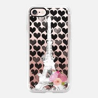 Love Paris iPhone 7 Capa by Li Zamperini Art | Casetify