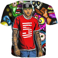 "Chris Brown ""Shirts"""