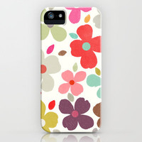 Dogwood_2 iPhone Case by Garima Dhawan | Society6
