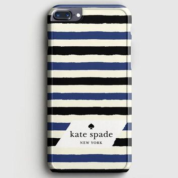 Kate Spade In Stripes iPhone 8 Plus Case