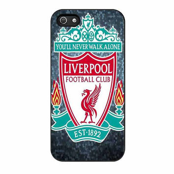liverpool fc football cases for iphone se 5 5s 5c 4 4s 6 6s plus