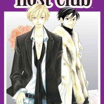 Ouran High School Host Club 2 (Ouran High School Host Club)
