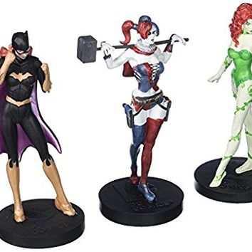 Eaglemoss DC Masterpiece Figure Collection #2: Femme Fatales Figurine Set