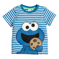H&M T-shirt with Printed Design $7.95
