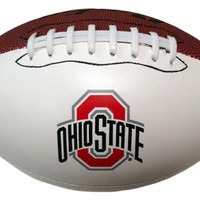 Official Size Autograph Football Ohio State