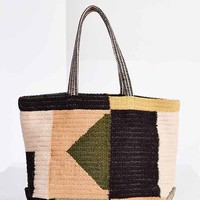 BDG Woven Wool Sweater Tote