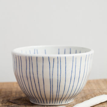 Paula Greif Ceramic Breakfast Bowls