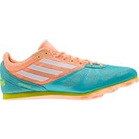 adidas Women's Arriba 4 Track and Field Shoe - Teal/Orange | DICK'S Sporting Goods