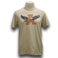 Vintage Eagle through A Tee