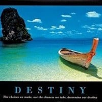 Dorm Room Checklist - Phuket Beach - Destiny Poster