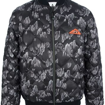 Adidas Originals X Opening Ceremony Printed Quilted Jacket