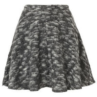 Grey Blanket Skater Skirt - Sale  - Sale & Offers