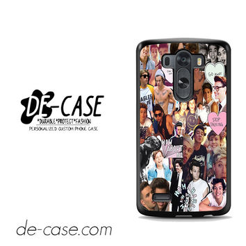 One Direction And 5sos For LG G3 Case Phone Case Gift Present