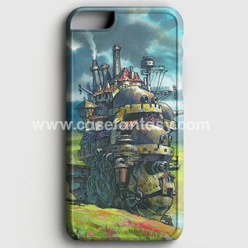 Howls Moving Castle Artwork iPhone 6/6S Case | casefantasy
