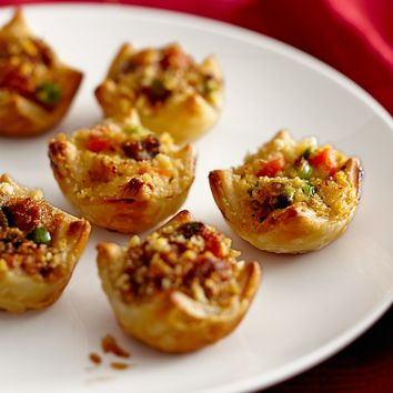 Assorted Pot Pie Bites