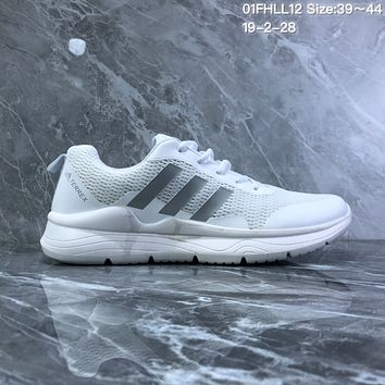 DCCK2 A751 Adidas high frequency netting NEO TERREX hiking shoes White Gray