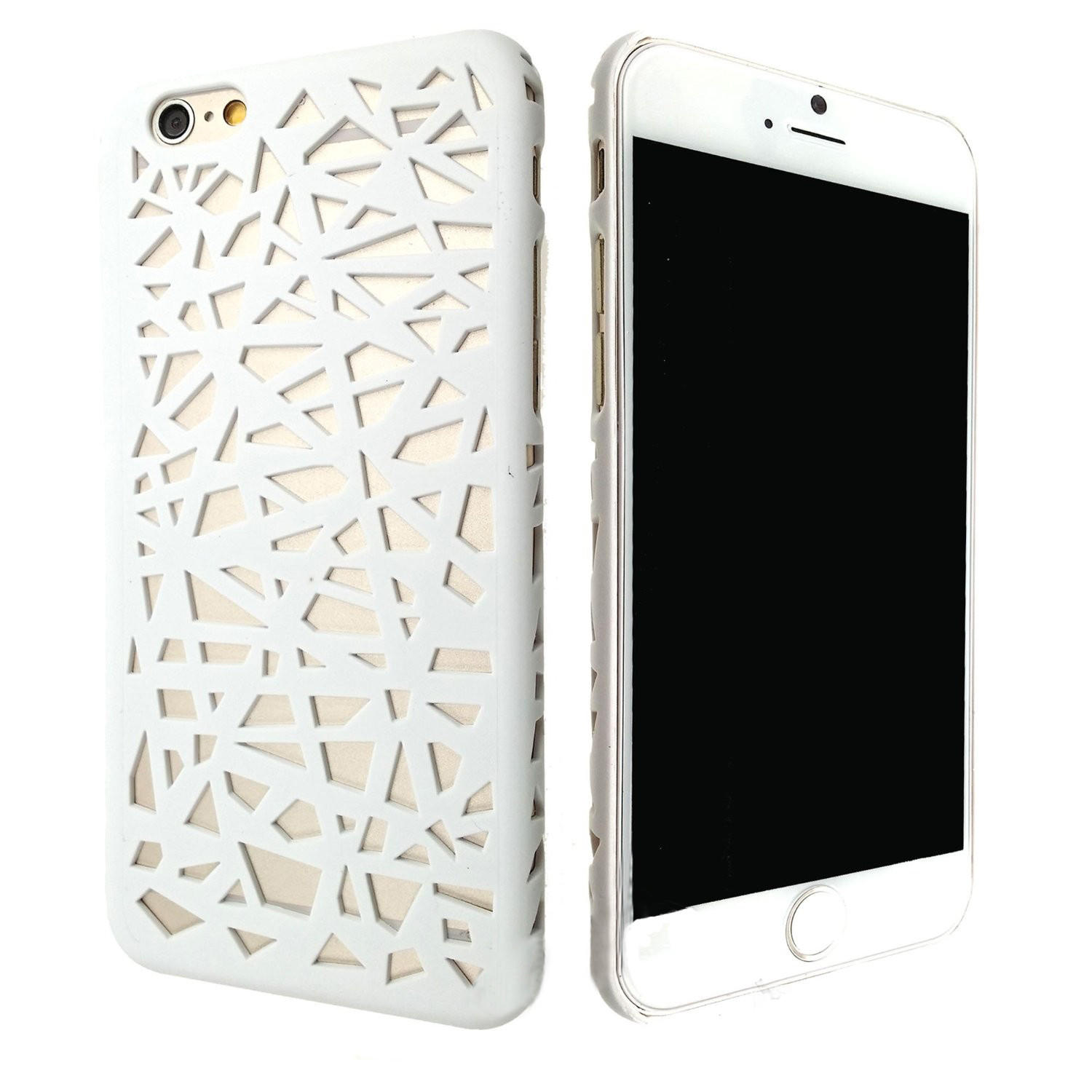 ... Marble iPhone Case special sales  64a47 b754b WHITE ZIG ZAG CASE from  Velvet Caviar super popular ... b4cfd657c