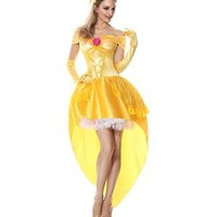 Princess Belle Halloween Costume