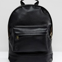 Mi-Pac Black Tumbled Mini Classic Backpack at asos.com