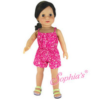 18 Inch Doll Clothing fits American Girl Dolls - Spring/Summer Doll Clothes Outfits - My Doll's Life