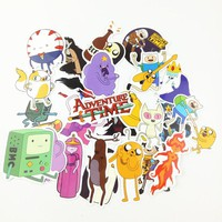 25Pcs/Lot American Drama Adventure Time
