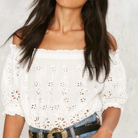 B-Low the Belt Concho Leather Belt