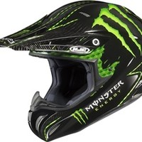 HJC RPHA-X Adams Monster Helmet