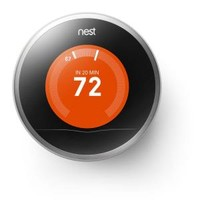 Nest, Learning Thermostat, T200577 at The Home Depot - Mobile