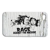 Rage Against the Machine Artistic Music iPhone Case Cool Grunge iPod Case iPhone 4 iPhone 5 iPhone 5s iPhone 4s iPhone 5c iPod 4 Case iPod 5
