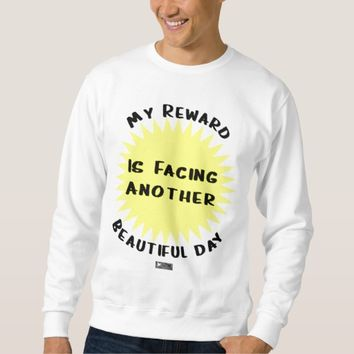 Reward Quote by Kat Worth Sweatshirt