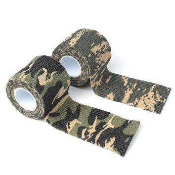 Durable Camouflage Adhesive Tape