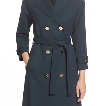 Women's Ted Baker London 'Vasna' Double Breasted Trench Coat,
