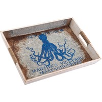 Blue Nautical Tray, Large