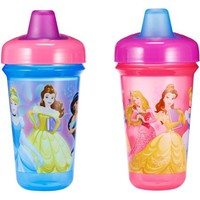The First Years Disney Baby Stackable Soft Spout Cup, Princess, 2pk - Walmart.com
