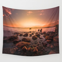 I dream of you Wall Tapestry by HappyMelvin