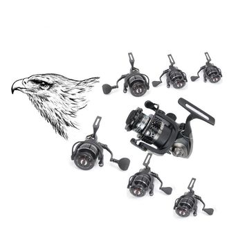 Black Hawk II Fishing Reels