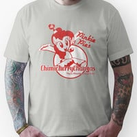 Pinkie Pie's Chimicherrychangas (Worn Version) (MLP:FiM) Unisex T-Shir