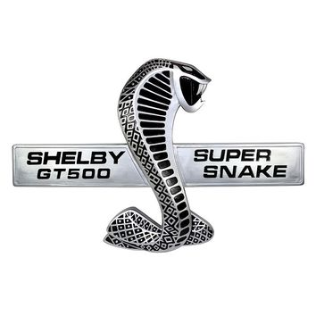 Ford & Carroll Shelby ''GT500 Super Snake'' Wall Decor