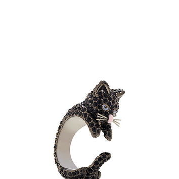Kate Spade Out Of The Bag Ring Jet