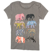 Billabong Girls' Snake Charmerz T-Shirt