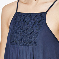 Kendall and Kylie Goddess Neck Crochet Dress at PacSun.com