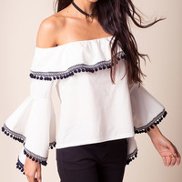 Karolina Off Shoulder Top