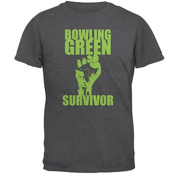 Bowling Green Massacre Survivor Funny Mens T Shirt