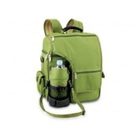 Turismo Olive Picnic Backpack