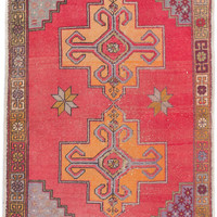 "4'5"" x 7'6"" Anadol Turkish Rug"