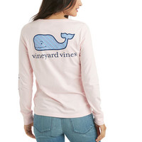 Shop womens long sleeve tshirt at vineyard vines
